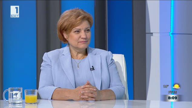Менда Стоянова: Има устойчив ръст на икономиката