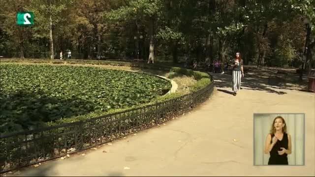 Проект за подробен устройствен план на Борисовата градина