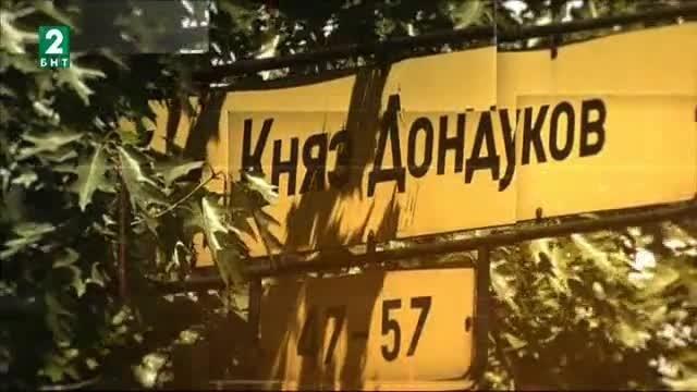 Ремонтът на бул. Княз Дондуков раздели обществеността на две