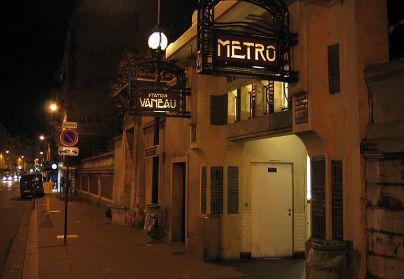 Метрото на парижани