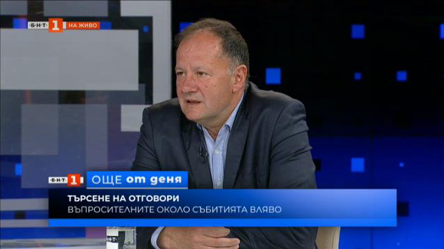 Михаил Миков: Тази война срещу Станишев е ненужна
