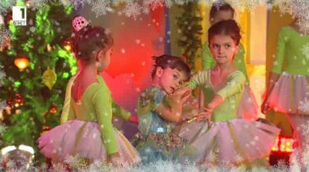 """Грациозните малки балерини от балетна школа """"Тиара"""""""