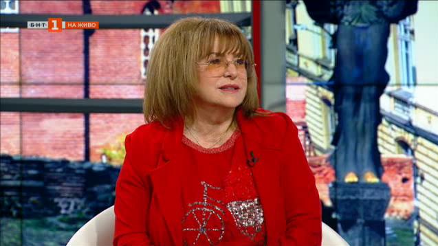 Мими Иванова и Развигор Попов за живота на сцената