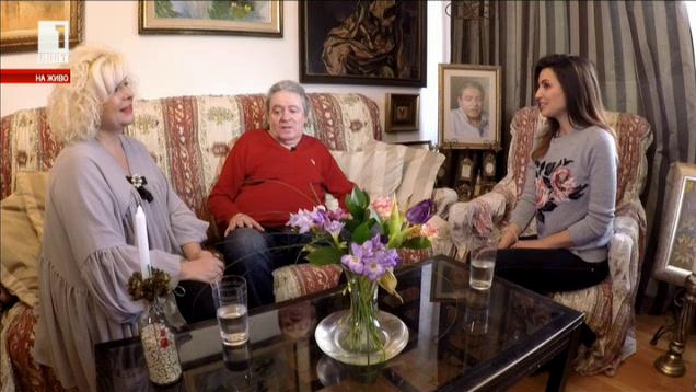 Дарбата да пишеш вечна поезия - на гости в дома на Михаил Белчев