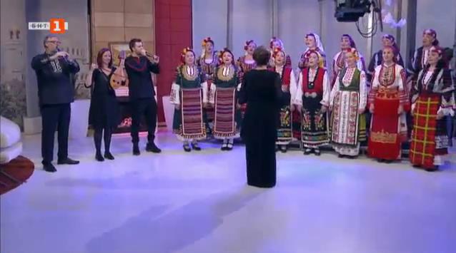Мистерията на българските гласове с нов албум