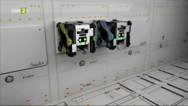 Как NASA изпрати малки роботи на Международната космическа станция