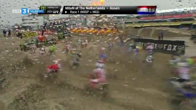 Световен шампионат по мотокрос, MXGP, Grand Prix на нациите