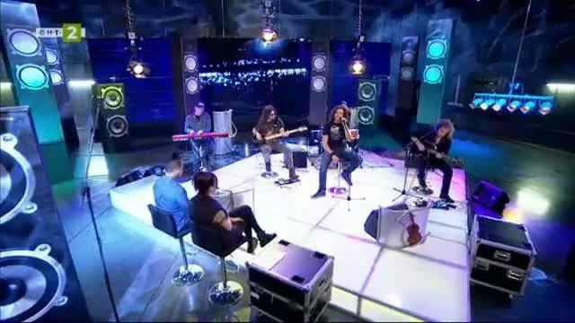 """Невероятните музиканти от рок група """"Кикимора"""""""