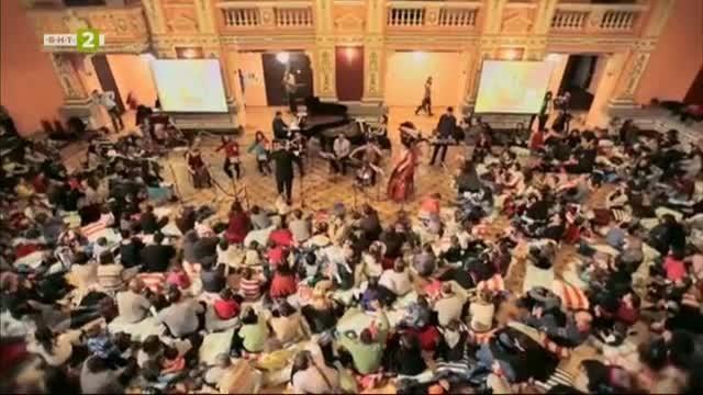 Концерти на възглавници