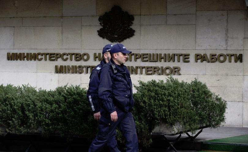 Сигурността и вътрешният ред – министър Валентин Радев