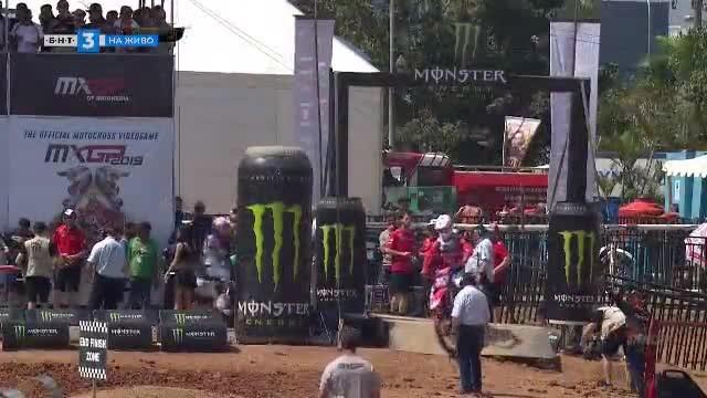 Световен шампионат по мотокрос, MXGP, Гран при на Индонезия, І и ІІ манш