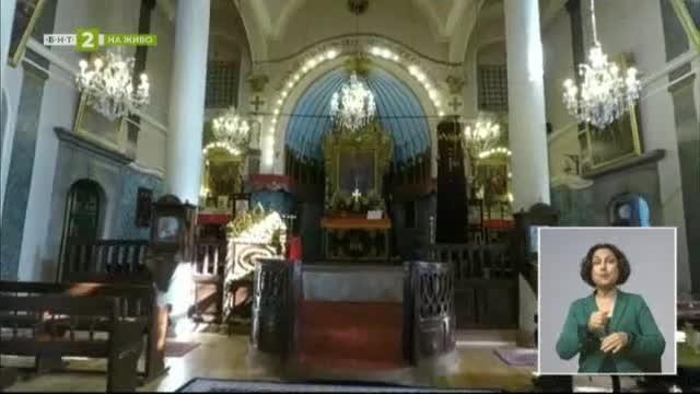 Ролята на религиозните общности в кризата