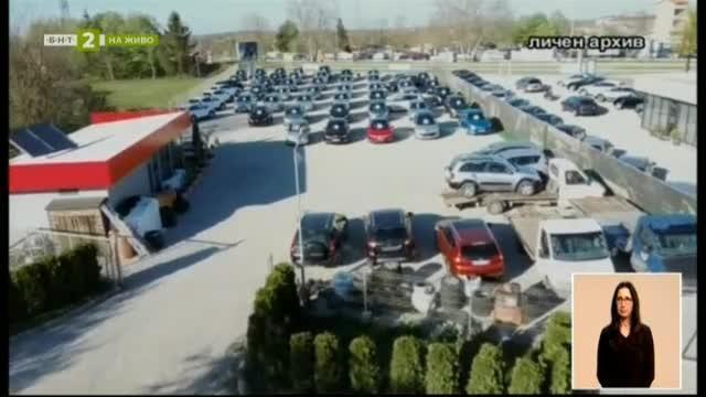 Пострада ли в Русенско търговията с нови и стари коли от извънредното положение?