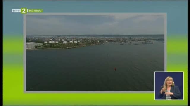 Какво се случва във Варненското езеро?