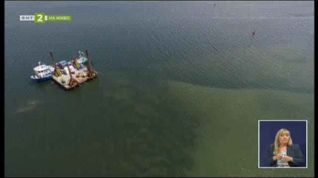 Какви ще се последиците от аварията във Варненското езеро?