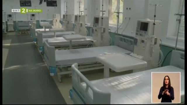 Игнат Канев с ново дарение за университетската болница в Русе