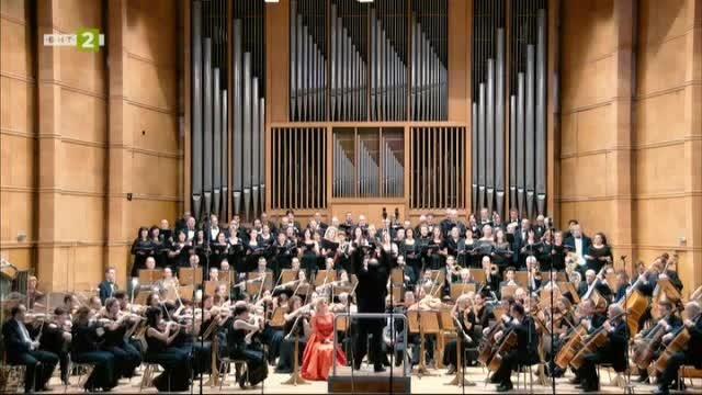 Историята на Софийската филхармония