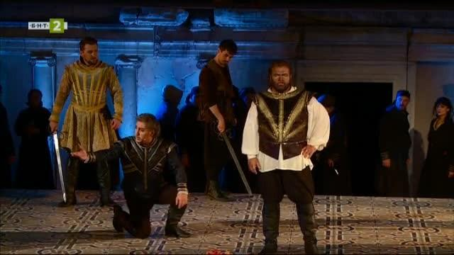 На опера с БНТ2: Отело