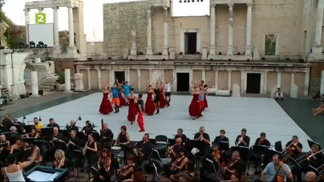 Международната балетна гала в Опера Пловдив - Opera Open 2019