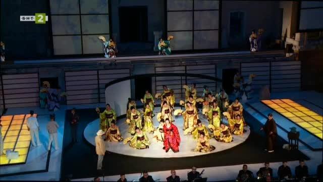 На опера с БНТ 2: Мадам Бътерфлай