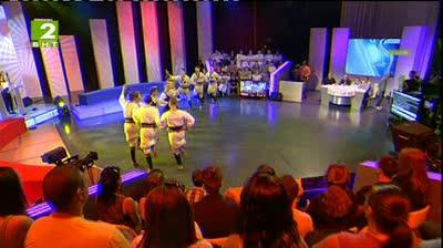Надиграй ме за деца - танцовото шоу на България (четвърти сезон, трети брой) - 19 май 2013