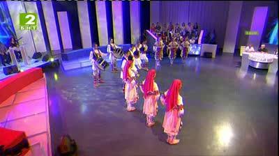 Надиграй ме за деца - танцовото шоу на България (четвърти сезон, шести брой) - 9 юни 2013