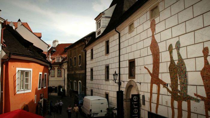 снимка 5 Национални съкровища на Чехия: Кутна хора