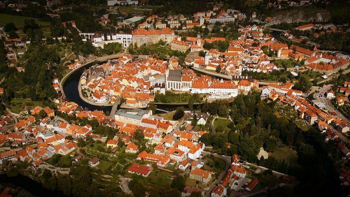 снимка 8 Национални съкровища на Чехия: Кутна хора