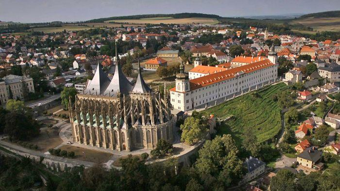 Национални съкровища на Чехия