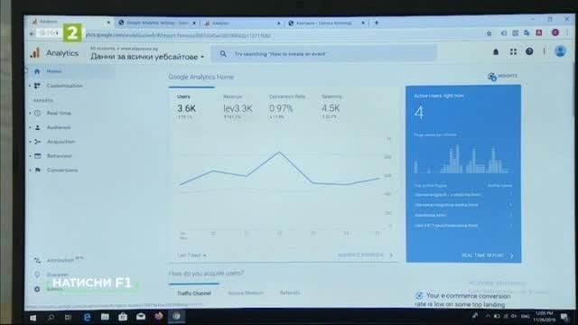 Как да анализираме трафика на сайта си чрез Google Analytics?