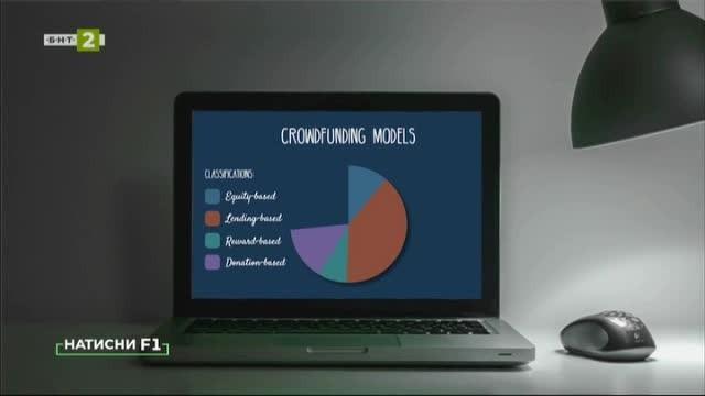 Сайтове и приложения за краудфъндинг