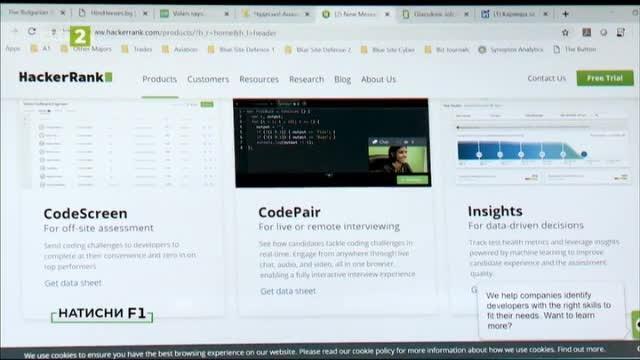Сайтове за кариерно ориентиране и развитие