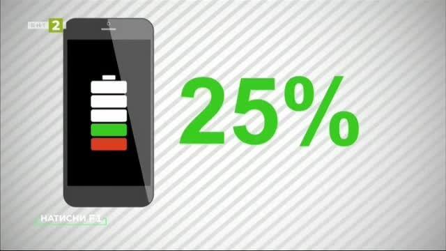 Как да използваме батерията на телефона си най-оптимално?