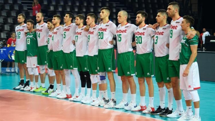 НА ЖИВО: България-Франция - среща от олимпийския квалификационен турнир