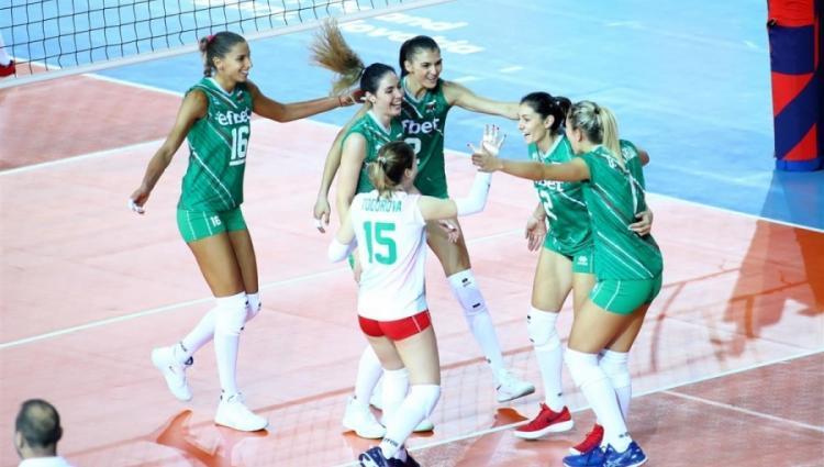 НА ЖИВО: България-Полша - среща от олимпийския квалификационен турнир