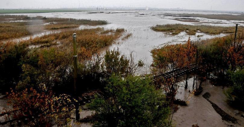 Седем язовира са разрушени заради интензивните валежи