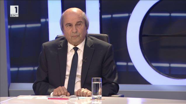 Михаил Неделчев: Знаех, че пътят на България е към ЕС