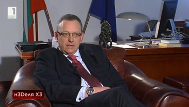 Интервю с министър Петър Стоянович