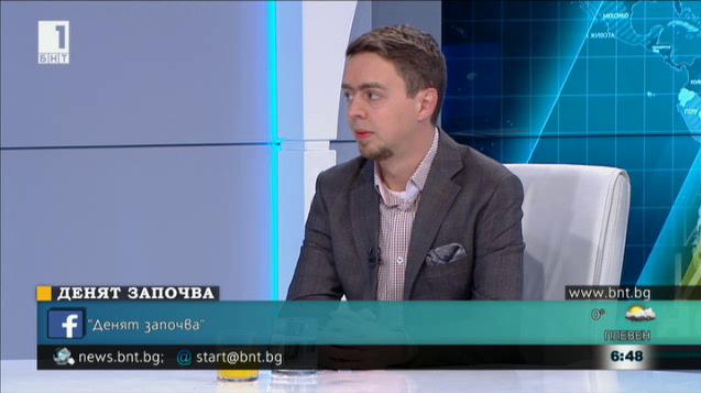 Ал. Ненов: Да бъдем внимателни, когато пускаме информация в социалната мрежа