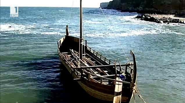 Тракийски боен кораб от Бронзовата епоха