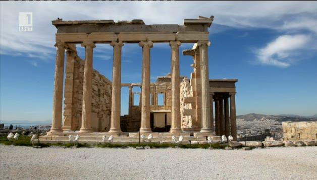 Реконструкция на съдове, използвани по корабите в древността