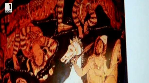 Легендата за цар Резос