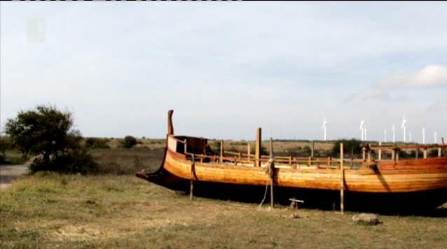 Реконструкция на тракийски боен кораб отпреди 3500 г.