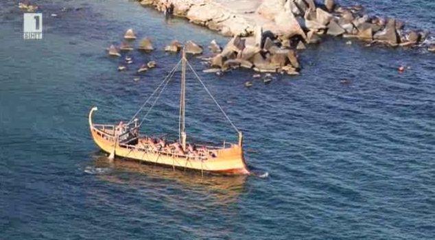 Траките - едни от най-великите древни мореплаватели. Втора част
