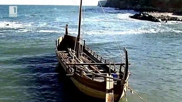 Какви качества трябва да има екипажът, за да плава с кораб на 3 500 години
