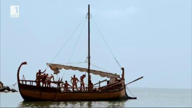 Как да изградим кораб от бронзовата епоха
