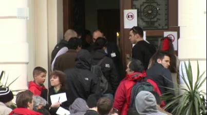 Изборният ден в Лондон