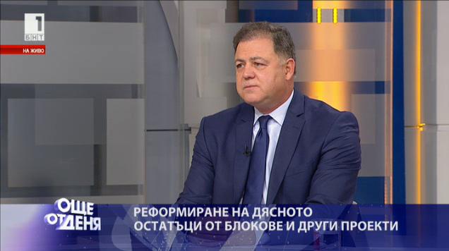 Николай Ненчев: Очевидно ще се изгради широка демократична коалиция