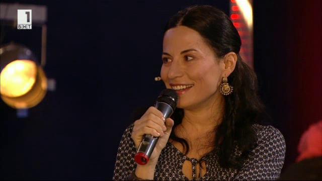 Зорница София - гост на Нощни птици - 2.12.2016