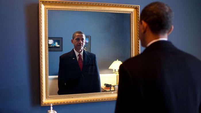 В Белия дом на Обама